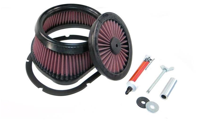 K/&N Replacement Air Filter for 2002 Honda CRF450R #HA-4502