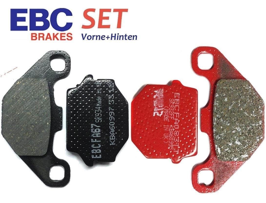 EBC BRAKES Bremsbelag Bremsklotz Standard FA083TT