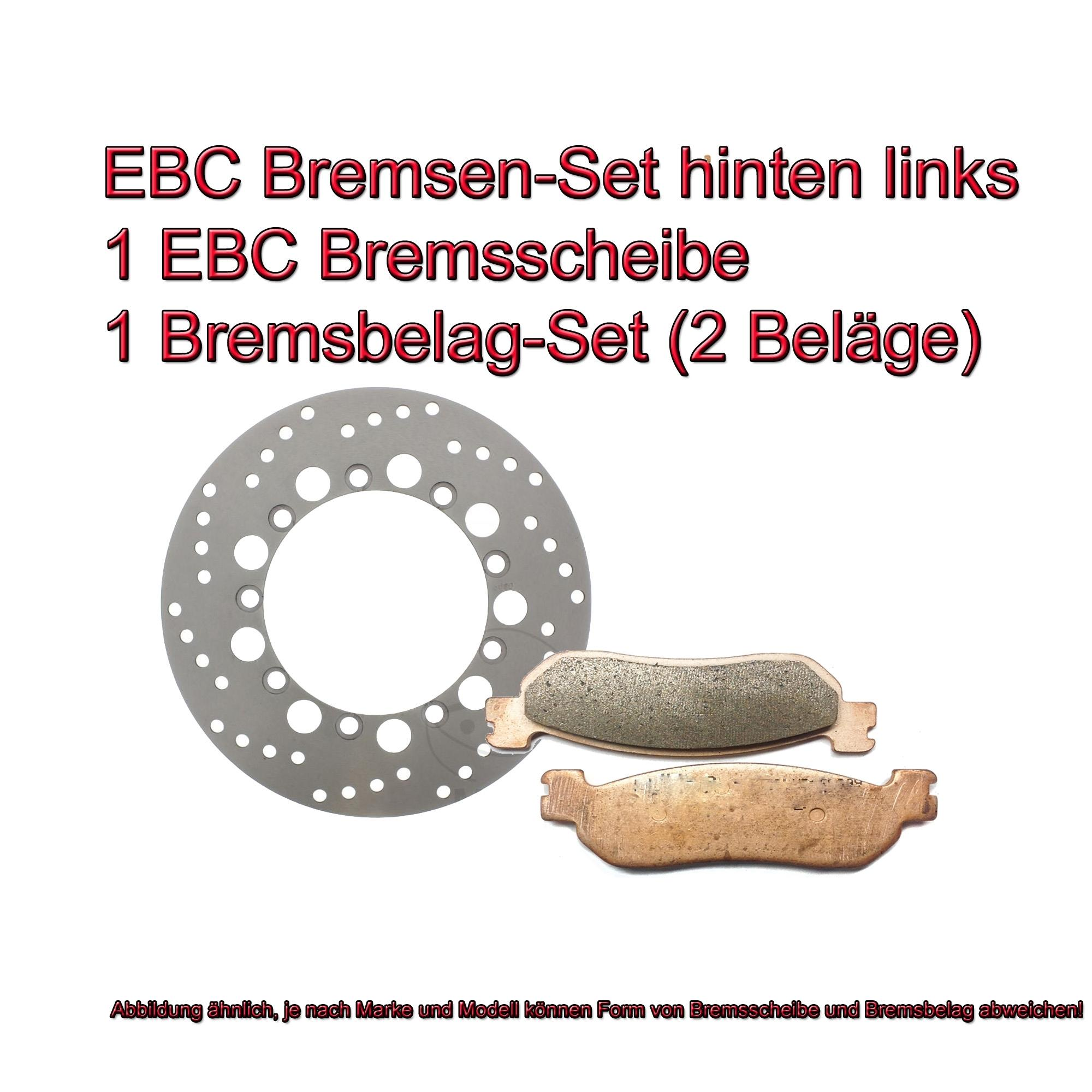 Armstrong HH Front Brake Pads For Suzuki 1990 GSF400 Bandit GK75A