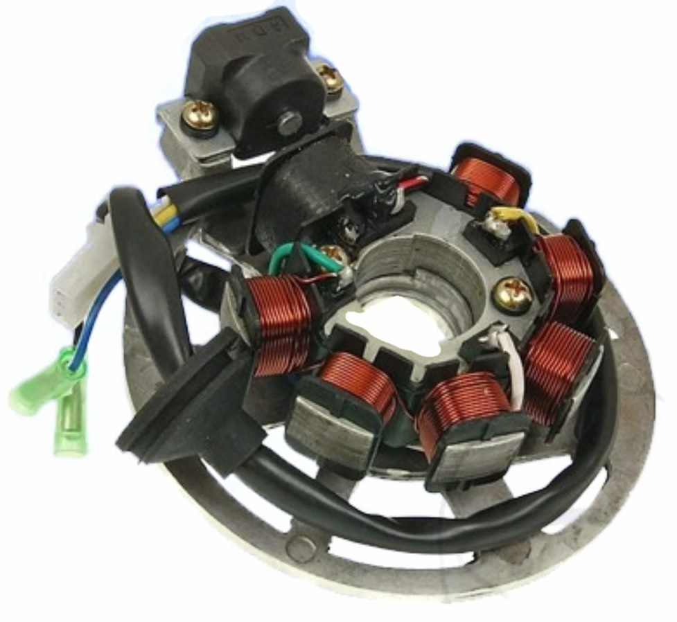 Lichtmaschine//Generator Rotor Version 1
