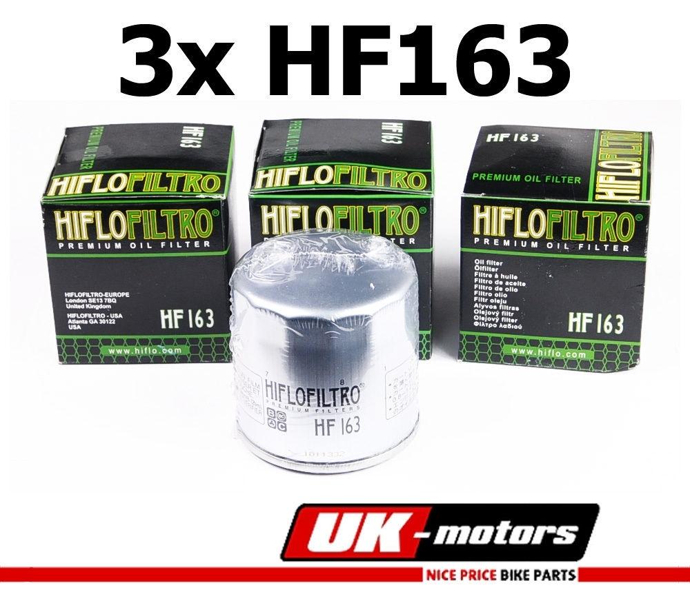 Ölfilter HIFLO HF163 BMW K1