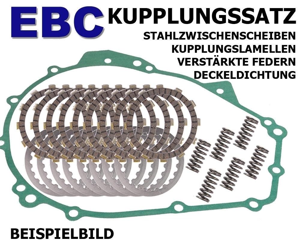 Motorrad Kupplungskit Aramit Lamellen Federn Scheiben EBC SRK077