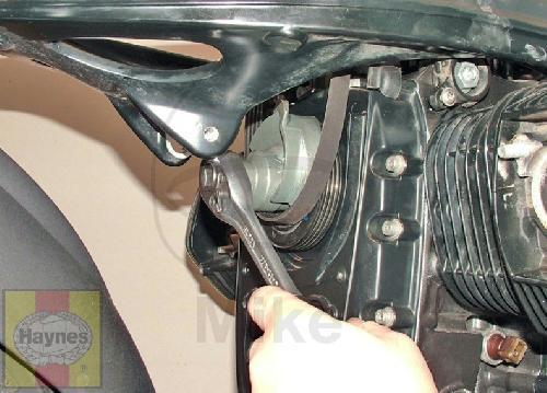 Aufziehwerkzeug für Keilriemen A95-401702 für BMW