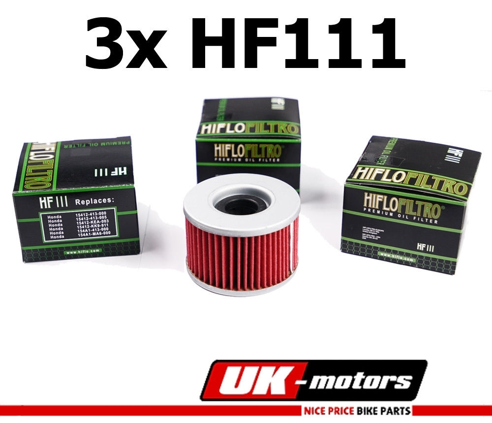 /hf111 Filtro de aceite HiFlo filtro/