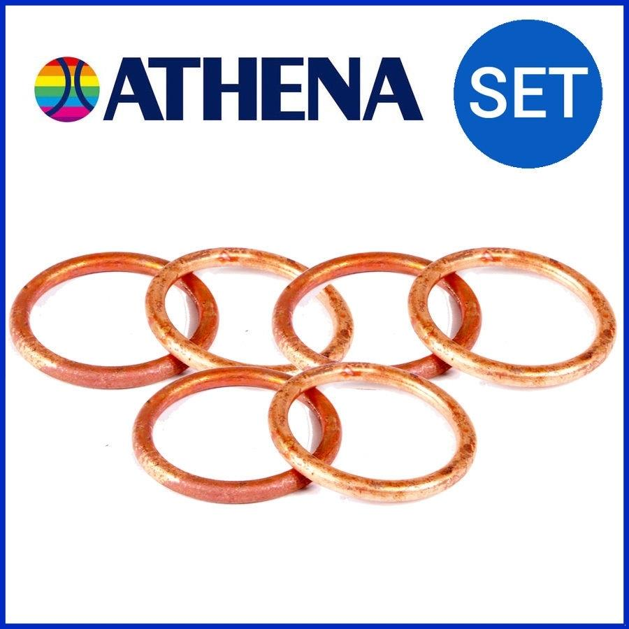 Krümmerdichtung 31,5 x 40 x 4 mm S410210012002 Athena Auspuff Dichtung